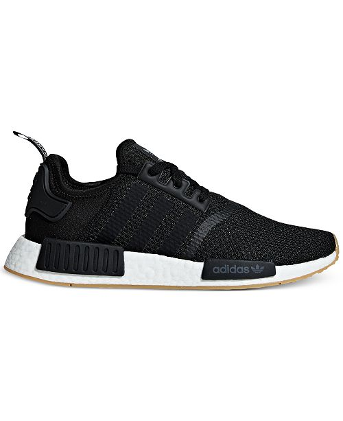 afc40d99cd6a3 adidas Men s NMD R1 Casual Sneakers from Finish Line   Reviews ...
