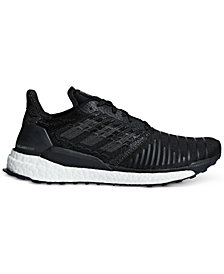 adidas Men's Solar BOOST Running Sneakers from Finish Line