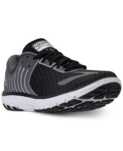 9c3fa40e5c5 Brooks Women s PureFlow 6 Running Sneakers from Finish Line ...