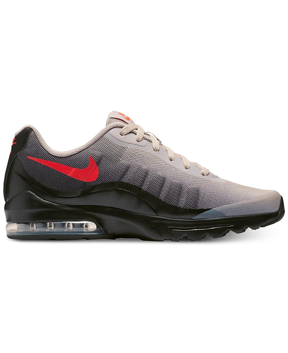 promo code be179 79f0b Men s Air Max Invigor Print Running Sneakers from Finish Line