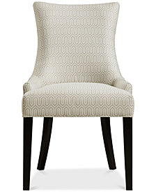 Belmont Haze Dining Chair, Quick Ship