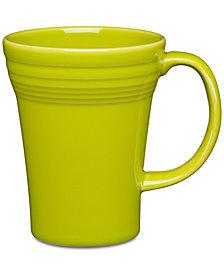 Fiesta Lemongrass Bistro Latte Mug