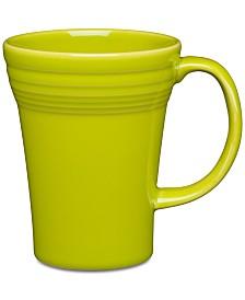 Fiesta Lemongrass 19 oz Bistro Latte Mug