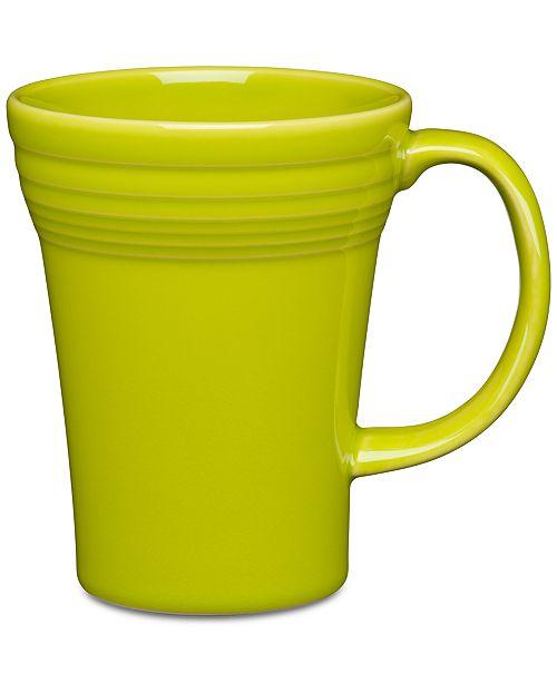 a3b459e37e2 Fiesta Lemongrass 19 oz Bistro Latte Mug & Reviews - Dinnerware ...