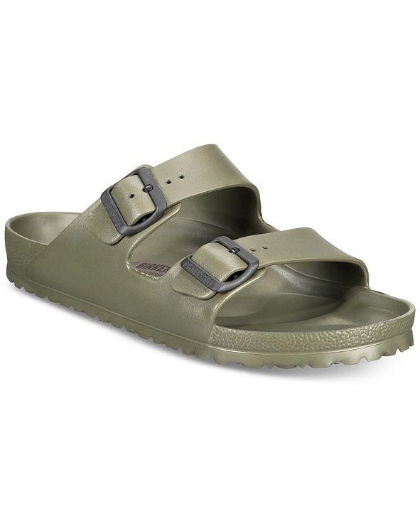 Birkenstock Men's Arizona Essentials Sandals from Finish Line