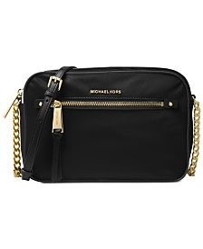 MICHAEL Michael Kors Nylon East West Nylon Crossbody