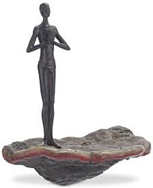 Zuo Waiting Figurine