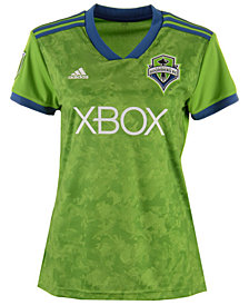 adidas Women's Seattle Sounders FC Primary Replica Jersey
