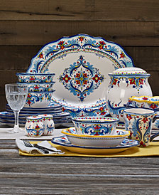 Tabletops Unlimited San Marino Dinnerware Collection