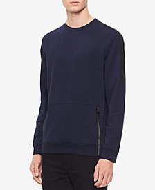 Calvin Klein Men's Pullover Long-Sleeve Sweatshirt