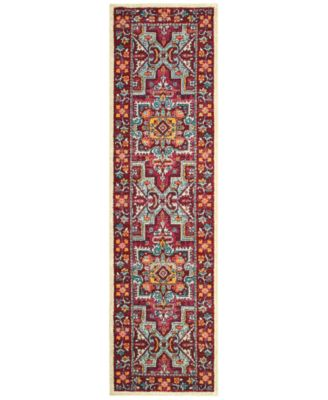 "CLOSEOUT! Archive Simon 2' 7"" x 10' 0"" Runner Rug"
