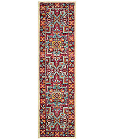 "JHB Design Archive Simon 2' 7"" x 10' 0"" Runner Rug"
