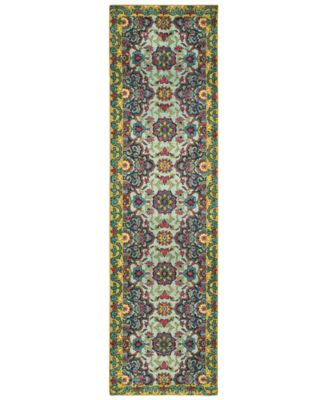 """CLOSEOUT! Archive Weaver 2' 7"""" x 10' 0"""" Runner Rug"""