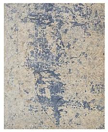 "Porcia PB-13 Beige/Blue 6' 7"" x 9' 4"" Area Rug"