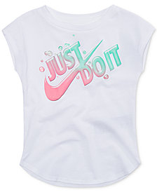 Nike Toddler Girls Graphic-Print T-Shirt