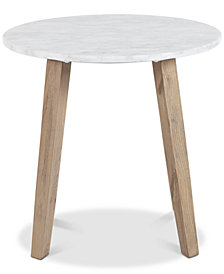 Milo End Table, Quick Ship