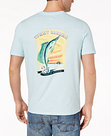 Tommy Bahama Men's Marlin Paradise Graphic-Print T-Shirt