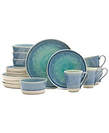 Curacao 16-Pc. Dinnerware Set, Service for 4