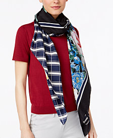 Weekend Max Mara Reame Printed Shawl Scarf