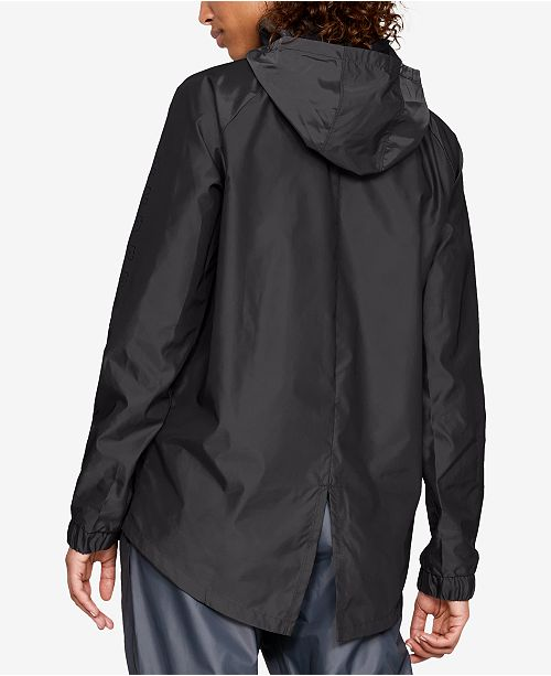 Jacket Iridescent Under Woven Storm Armour Charcoal qppIz