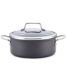 Anolon Authority Hard-Anodized Nonstick 5-Qt. Dutch Oven & Lid