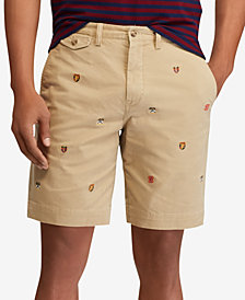 "Polo Ralph Lauren Men's Classic Fit 9"" Shorts"