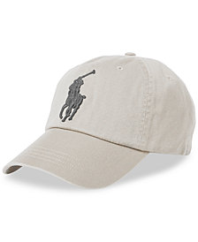 Polo Ralph Lauren Men's Big Pony Cap