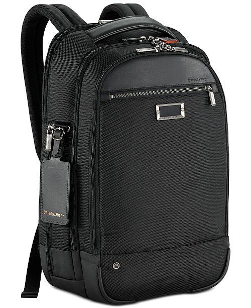 0e63f2e88c Briggs   Riley Medium Backpack   Reviews - Home - Macy s