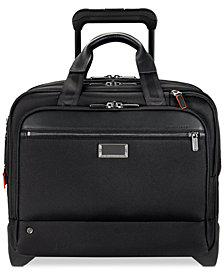 Medium 2-Wheel Expandable Brief