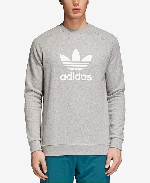 adidas Men's Adicolor French Terry Sweatshirt