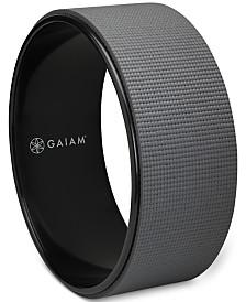 Gaiam 6MM Yoga Wheel