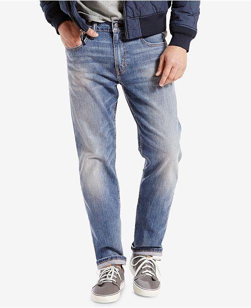 6e184643340b Levi s Men s Big   Tall 502™ Taper Jeans   Reviews - Jeans - Men ...