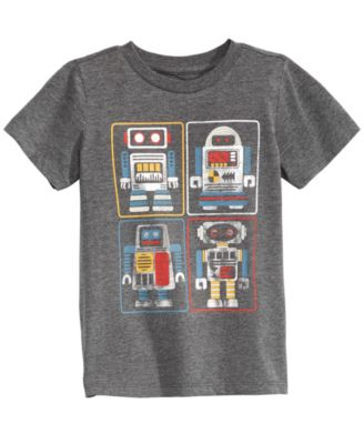 Toddler Boys Graphic-Print T-Shirt, Created for Macy's