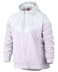 Nike Plus Size Sportswear Windrunner Jacket