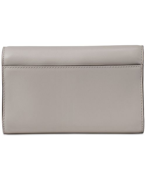 61ae365fdf969 Michael Kors Multi-Function Leather Wallet   Reviews - Handbags ...