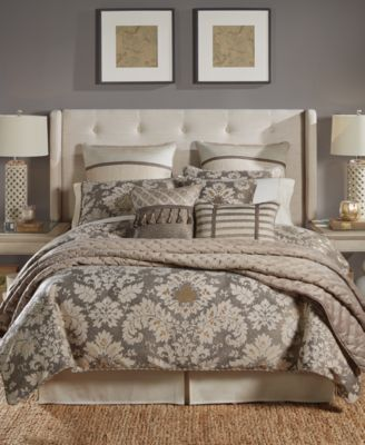 Nerissa 4-Pc. Queen Comforter Set
