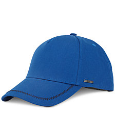 BOSS Men's Zigzag Stitching Cotton Cap