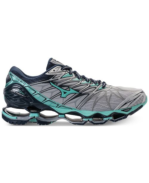 Mizuno Women s Wave Prophecy 7 Running Sneakers from Finish Line ... a22a7235b3927