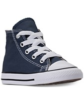 62ba5fb4b094 Converse Toddler Boys  or Baby Boys  Chuck Taylor Hi Casual Sneakers from  Finish Line