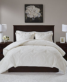 Madison Park Arya 3-Pc. Comforter Sets