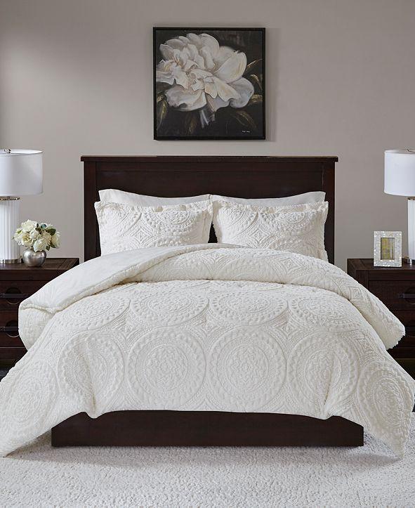 Madison Park Ava 3-Pc. King/California King Comforter Set