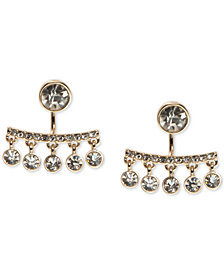 Ivanka Trump Crystal Floater Earrings