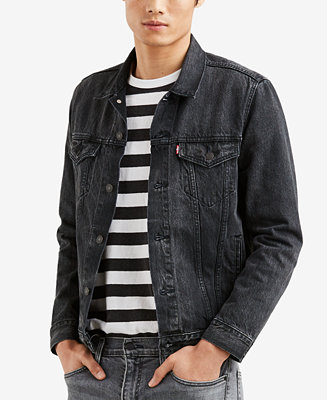 Levi S Men S Denim Trucker Jacket Coats Amp Jackets Men