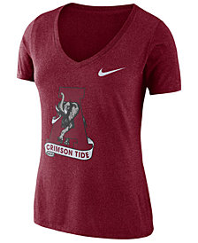 Nike Women's Alabama Crimson Tide Tri-Vault T-Shirt
