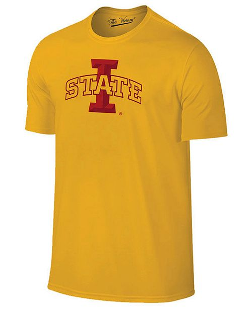 New Agenda Men's Iowa State Cyclones Big Logo T-Shirt