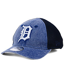 New Era Boys' Detroit Tigers Jr Hooge Neo 39THIRTY Cap