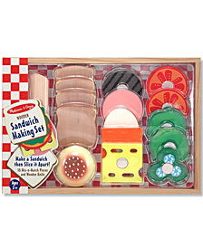 Melissa and Doug Sandwich Making Set