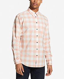 DKNY Men's Buffalo Plaid Shirt