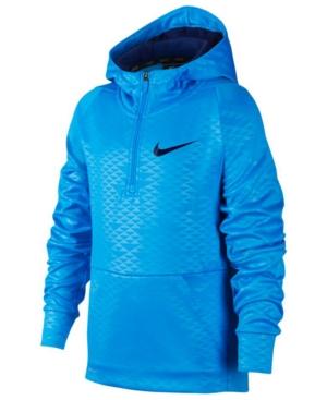 Nike Big Boys 1/2-Zip...