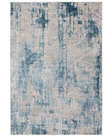 "KM Home Alloy 2' 6"" x 8' Runner Area Rug"